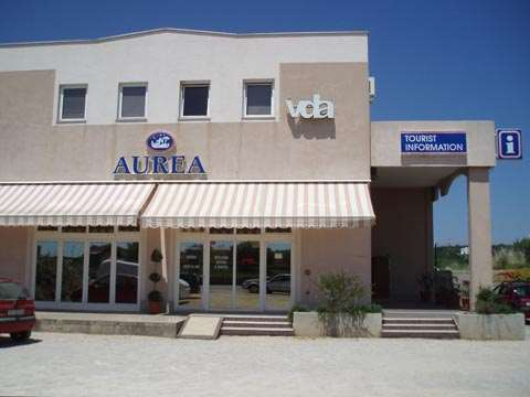 Aurea International Office on Krk Island